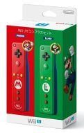 Wii Remote Control Plus Set (Mario / Luigi 2 pieces set)