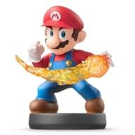amiibo Mario (Super Smash Battle Smash Bra series)