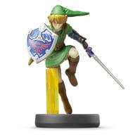 amiibo link (Super Smash Battle Smash Bra series)