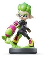 "Amiibo Boy ""Neon Green"" (Splatoon series)"