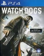 Asian version WATCH DOGS (domestic version can be operated)