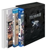 THE LEGEND OF HEROES: TRAILS OF COLD STEEL II I First Press Limited KISEKI BOX