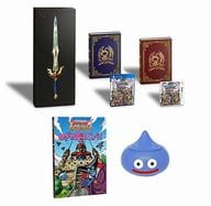 Dragon Quest (video game) XI double pack Hero of sword of brave + small bowl + picture book set