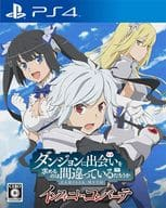 Is It Wrong to Try to Pick Up Girls in a Dungeon Infineto Converte [Regular version]