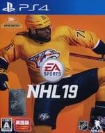 NHL19 (Japanese package English version)