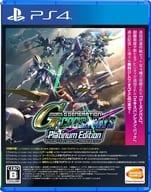 SD Gundam G Generation Cross Less Platinum Edition