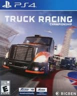 North American version of TRUCK RADING CHAMPIONSHIP (domestic version can be operated)