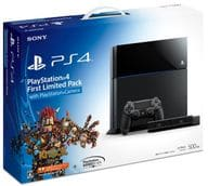 PlayStation 4 Main Unit First Limited Pack with PlayStation Camera (HDD 500GB/CUHJ-10001 / Condition : Outer box condition is difficult)