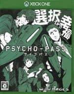 PSYCHO-PASS 選択なき幸福[限定版] (状態:全特典欠品/ソフト単品)