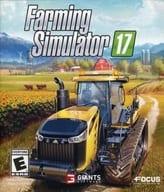 北米版 Farming Simulator17(国内版本体動作可)