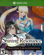 北米版 Shining Resonance Refrain[Draconic Launch Edition](国内版本体動作可)