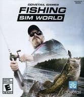 北米版 FISHING SIM WORLD(国内版本体動作可)