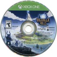 北米版 Valhalla Hills[DEFINITIVE EDITION](国内版本体動作可)(状態:ゲームディスクのみ)