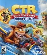 北米版 Crash Team Racing: Nitro Fueled (国内版本体動作可)