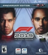 北米版 F1 2019[ANNIVERSARY EDITION](国内版本体動作可)