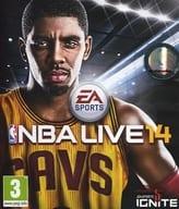 EU版 NBA LIVE 14(国内版本体動作可)
