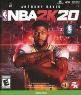 北米版 NBA 2K20 (国内版本体動作可)