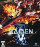 Raiden V [First Production Version] (Condition : Poor Packaging Condition)