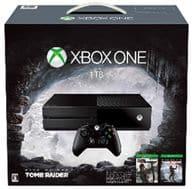 Xbox One本体 1TB (Rise of the Tomb Raider 同梱版)