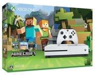 XboxOneS本体 500GB (Minecraft同梱版)