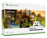 XboxOneS本体 1TB(マインクラフト マスターコレクション同梱版)