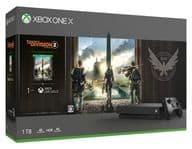 XboxOneX本体 ディビジョン2同梱版 [CYV-00270]