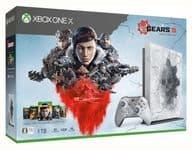 Xbox One X本体 Gears 5 リミテッド エディション
