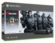 Xbox One X本体 (Gears 5 同梱版)
