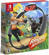 North American version of RingFit Adventure (domestic version can operate)