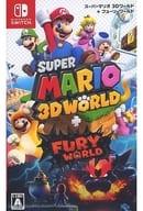 SUPER MARIO 3D WORLD + Fury World