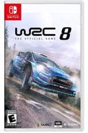 North American version WRC 8 (Domestic version can be operated)