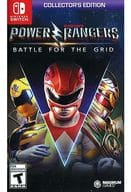 POWER RANGERS for North America : BATTLE FOR THE GRID [COLLECTOR'S EDITION] (Domestic version can be operated)