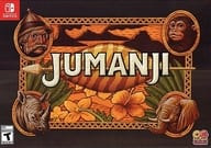 North American version of JUMANJI : THE VIDEO GAME [LIMITED COLLECTOR'S EDITION] (Domestic version can be operated)