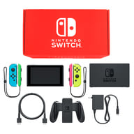 Nintendo Switch Color Customization / Joy-Con (L) Neon Blue (R) Neon Yellow / Joy-Con Strap (L) Neon Green (R) Neon Pink