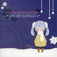 VOCALOID SEASON COLLECTION SNOW SONGS [Figure Missing CD Single Item]