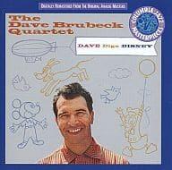 THE DAVE BRUBECK QUARTET / DAVE DIGS DISNEY [import edition]