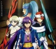 "PENGUIN RESEARCH / Spotlight [DVD 付 初 回 限定 盤] ~ TV animation ""Magi Sindbad Adventure"" Opening Theme"