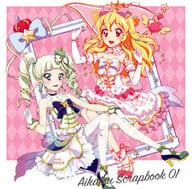 "Sumaho Applet ""Akatsu! Photo on Stage !!"" Split Single AIKATSU SCRAPBOOK 01"