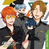 「 HELIOS Rising Heroes 」 Drama CD Vol. 3-East Sector - [Deluxe Edition]