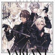 """TRIGGER / TRIGGER 2 nd Album """"VARIANT"""" [Regular Edition]"""