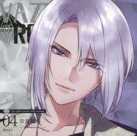 「 VAZZROCK 」 bi-color series 3 rd season (4) Kira 凰香 -pearl×peridot - laughing kimi