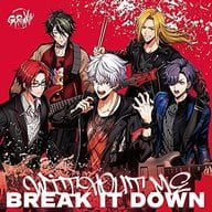 GYROAXIA / WITHOUT ME/BREAK IT DOWN [Regular Edition]