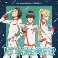 THE IDOLM@STER FIVE STARS! / VOY @ GER [SideM version] THE IDOLM@STER series image song 2021