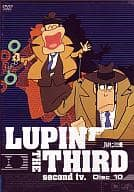LUPIN THE THIRD second tv. DVD Disc10