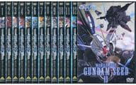 MOBILE SUIT GUNDAMSEED First edition version Complete 13 volumes set