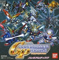 SD Gundam G Generation Portable Premium Disc