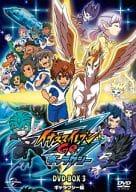 Inazuma Eleven GO DVD Box 3 Galaxy Hen