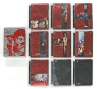 Incomplete) BLOOD+ First Edition 13 Volume Set with Box [1.7 Volumes Limited to Complete Production] (Condition : Multiple Incomplete Items)