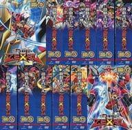 Yu-Gi-Oh! ZEXAL DVD series DUELBOX all 12 BOX set