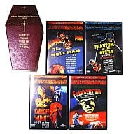 Limited universal monster collection red